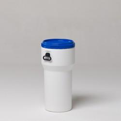 Nestbare Curtec vat 60 liter