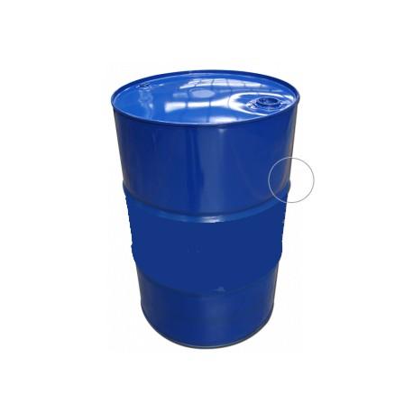 200 liter oliedrum olievat bondelvat blauw